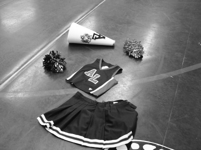 A cheer-less year :ALHS mourns and ignores the loss of its cheer team