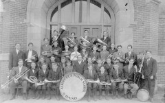 100 years,Band Program Strives Since 1912