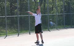 Racket Prodigy: 8th grade  student on tennis  varsity