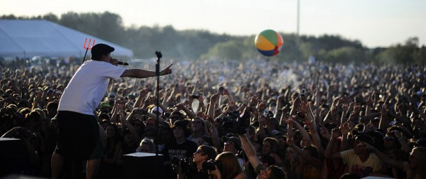 MUSIC FESTIVALS:Soundset and Warped Tour bring artists from around the U.S. to Minnesota