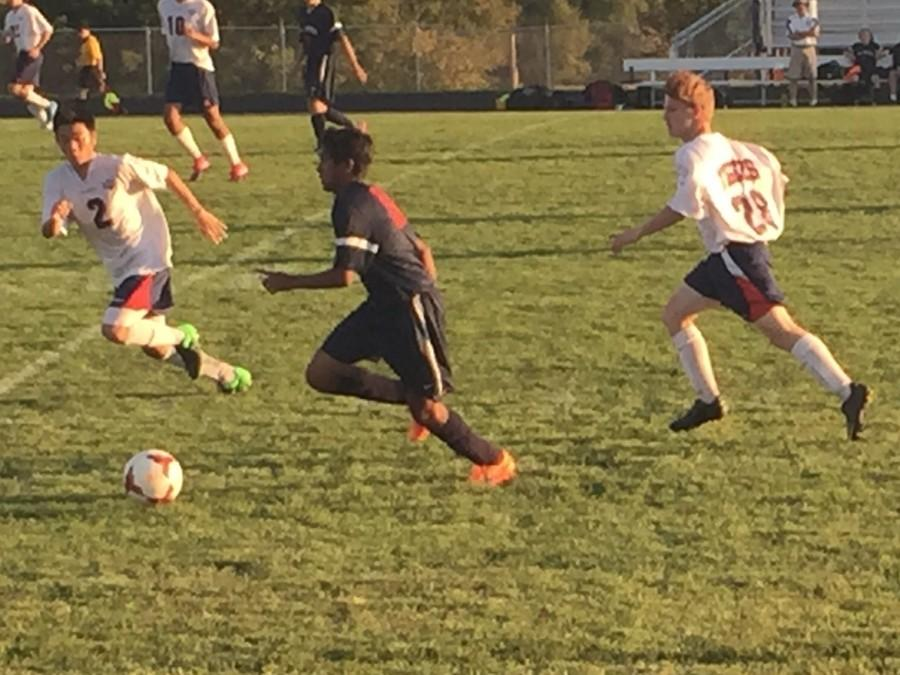 Boys Soccer Recap