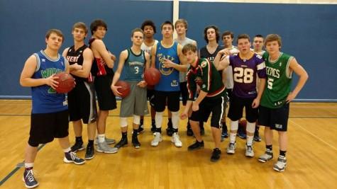 Boys Basketball Win