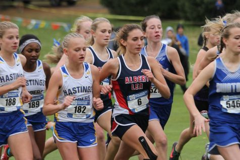 Running Their Way to State