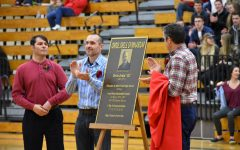Gym Dedicated to Former Counselor