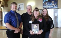 Wayne Receives MN Teacher of the Year Nomination