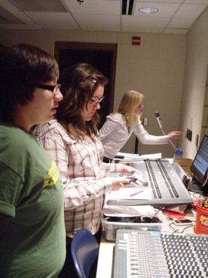 Tech-Yes juliet: tech crew plays a crucial part in production of plays