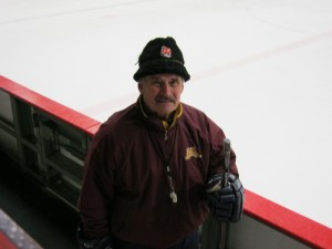 Coach adds win after win to record:Boys hockey blowing competition out of the frozen water