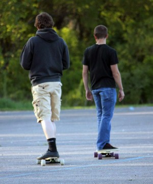 Short story of the longboard