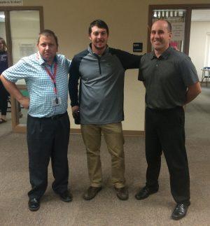 Chris Irvin, Paul Durbahn and Kevin Gentz
