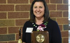 Sorenson Named Teacher of the Year