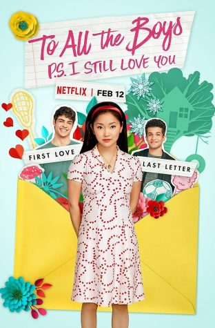 To All The Boys: P.S. I Still Love You is just a small part of Lara Jean