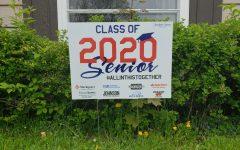 2020 Seniors Say Goodbye