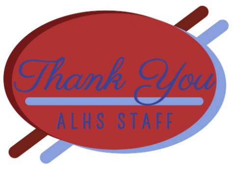 Dear ALHS Staff,