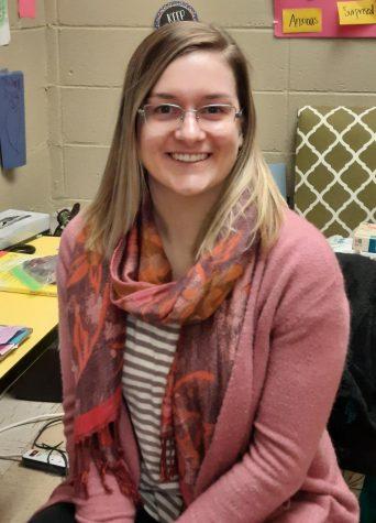 Teacher Feature: Claire Bradley